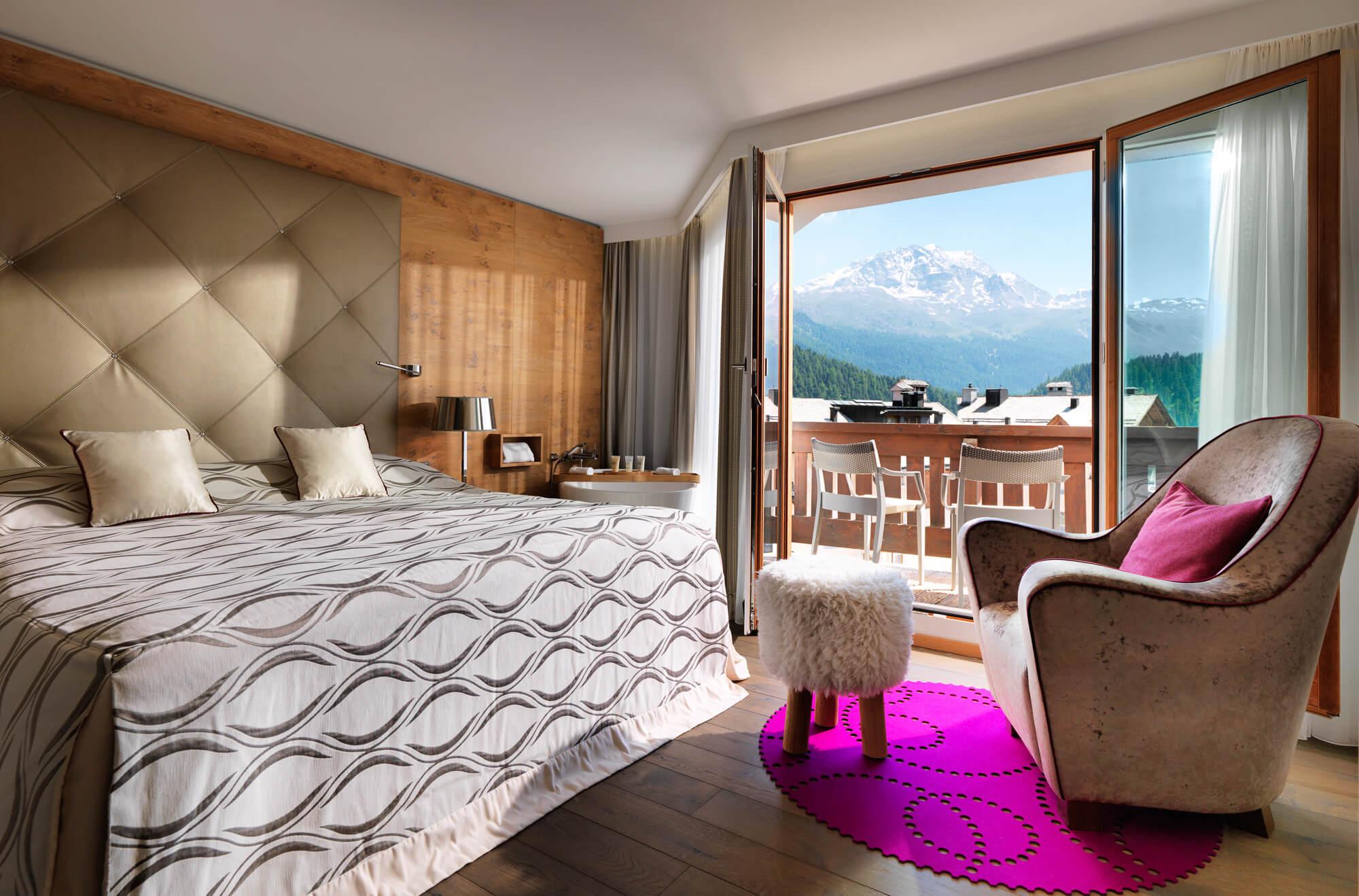 Familien- und Skiferien | Hotel Giardino Mountain